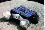 Americký minirobot, připravovaný pro japonskou sondu MUSES-C.