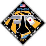 Logo mise STS-124