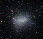 eso-news 038-2009 - barnardova galaxie