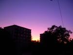 Západ Slunce, foto: Luděk Fík