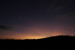 Západ Slunce, foto: Martin Popek