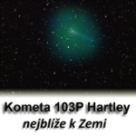 Kometa 103P Hartley