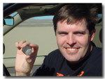 Meteorit v Arizoně