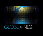 Logo Globe at Night