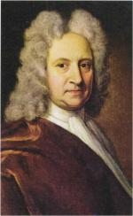 Edmond Halley. Zdroj: Wikipedia.