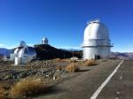 Ráno na observatoři La Silla. Autor: Zdeněk Bardon.