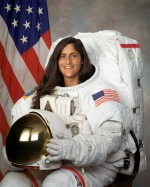 Sunita Williamsová. Autor: NASA