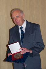 Z předání Nušlovy ceny 2012. Autor: Lukáš Kalista.