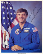 Astronaut Daniel Charles Brandenstein Autor: http://www.gottahaveit.com