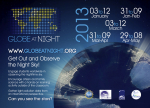 Globe at Night 2013. Autor: GaN.