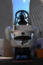 Dalekohled o průměru 32 palců na Mt. Lemmon SkyCenter. Autor: Archiv observatoře Mt. Lemmon.
