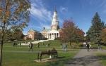 Univerzita Colby College. Autor: Archiv univerzity.