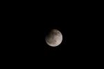 Částečné zatmění Měsíce. Autor: Ladislav Mareš