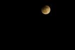Zatmění Měsíce 25.4.2013 22:14. Autor: Martin Votava