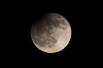 Částečné zatmění Měsíce. Autor: Štěpán Novotný