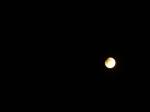 Částečné zatmění Měsíce. Autor: Josef Pavlík