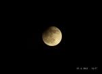 Zatmění Měsíce. Autor: Pavel Hájek
