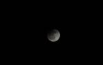 Částečné zatmění Měsíce . Autor: Krejčovi