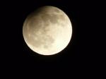 Měsíc nad Prahou. Autor: Martin Černý