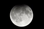 Čiastočné zatmenie Mesiaca. Autor: Peter Zbončák