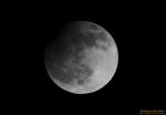 Částečné zatmění Měsíce. Autor: Zbyněk Maršálek