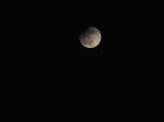 Částečné zatmění Měsíce. Autor: Vladislav Obdržálek