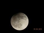 Měsíc zatmění. Autor: Tomáš Bartoš
