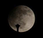 Částečné zatmění Měsíce. Autor: Aleš Černohous