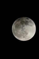 Zatmění Měsíce . Autor: Rosta Kalousek