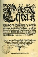 Nejvýznamnější Prefátovo dílo Autor: Vlastivědné muzeum a galerie v České Lípě