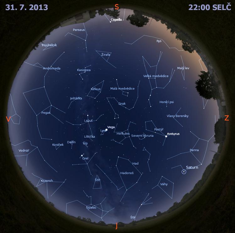 31 Vesmirny Tyden 2013 Ukazy Clanky Astronomicky Informacni