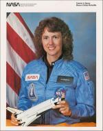Sharon Christa McAuliffeová Autor: NASA