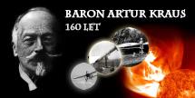 160. výročí barona Artura Krause