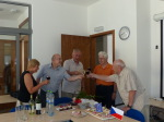 95. narozeniny doc. Luboše Perka Autor: ČAS