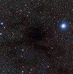 temn� oblak Lupus 4 - eso1427 Foto: ESO