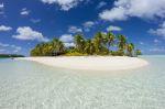 One Foot Island na Aitutaki. Autor: Kateřina Horálková.