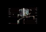 P��stroje na Philae Foto: ESA/ATG medialab