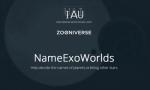 NameExoWorlds - pomozme s n�zvy exoplanet Foto: IAU