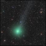 Kometa Q2 Lovejoy 14. 12. 2014 Foto: Damian Peach