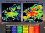 Mrazivá prognóza vývoje světelného znečištění v Evropě do roku 2025. Foto: Česká astronomická společnost.