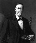 Georg Friedrich Julius Arthur vonAuwers Autor: Wikipedia