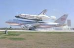 Raketoplán Columbia porvé přilétá do KSC Autor: NASA