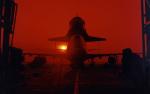 Raketoplán na letadlovém nosiči Autor: NASA