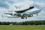 Poslední let raketoplánu Enterprise Autor: NASA