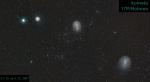Kometa Holmes v roce 2007 Autor: Martin Gembec