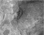 Sol 3930, únor 2015, Opportunity právě ujede maratón na Marsu Autor: NASA/JPL-Caltech/Univ. of Arizona/Phil Stooke