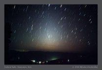 Zodiakální světlo na Hascaranu v Peru. Autor: Miloslav Druckmüller