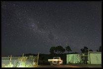Mléčná dráha v Tasmánii. Autor: Jan Šafář