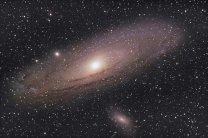 Galaxie M31. Autor: Libor Richter