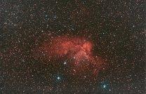 Mlhovina NGC 7380. Autor: Libor Richter
